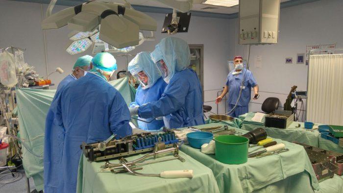 החלפת מפרק ירך - גישות ניתוחיות